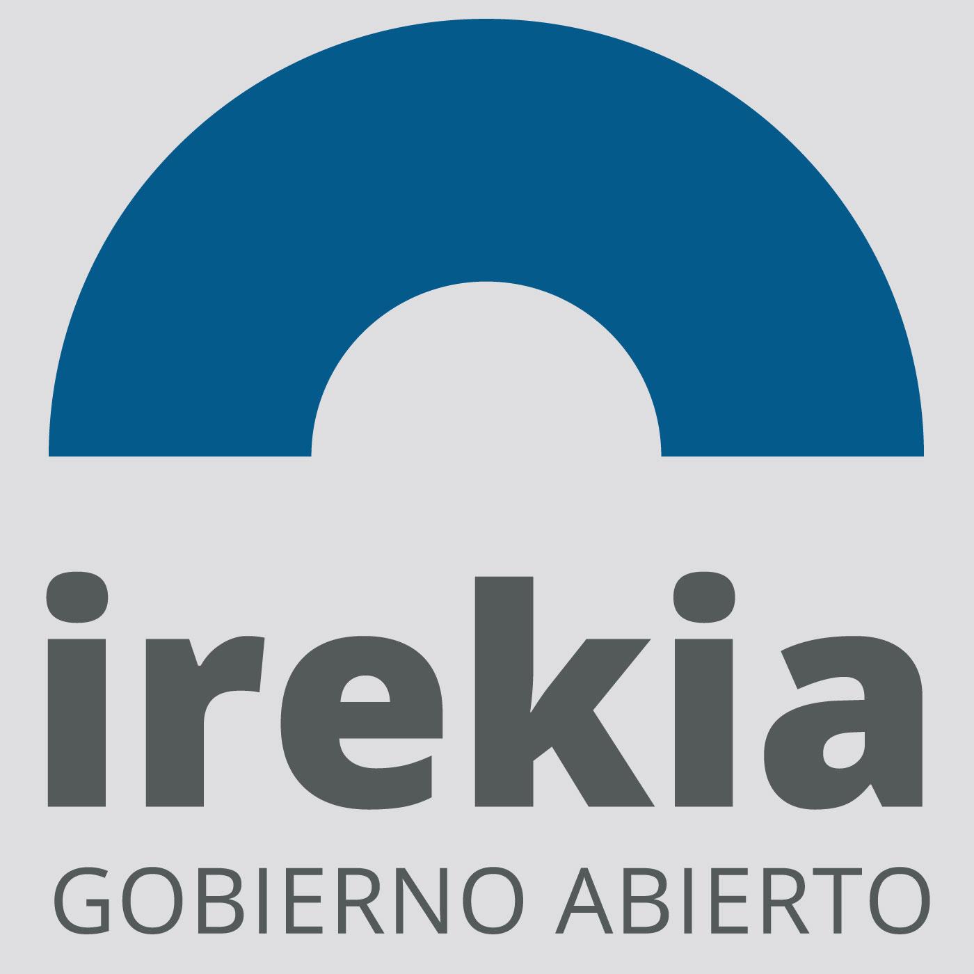 Irekia Eusko Jaurlaritza - Gobierno Vasco Logo 11ff72e131985