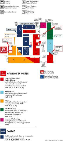 Hannover Messe planoa