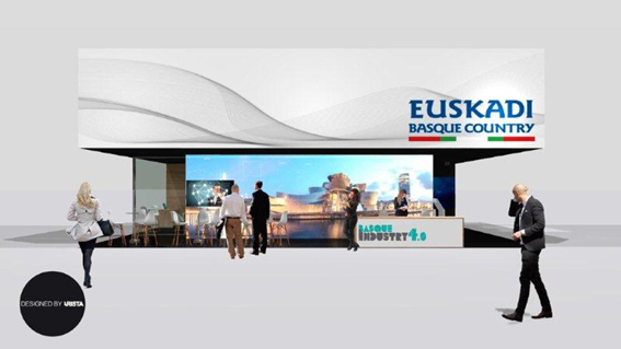 /Hannover Messe stand 1