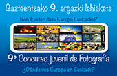 """Where do you see Europe in the Basque Country?"" photo contest"