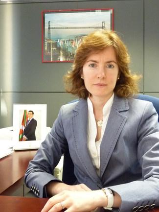 Sonia Pérez, viceconsejera de Trabajo