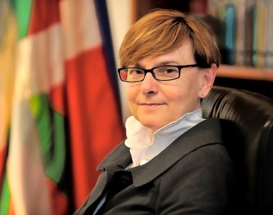 Gemma Zabaleta, consejera de Empleo y Asuntos Sociales