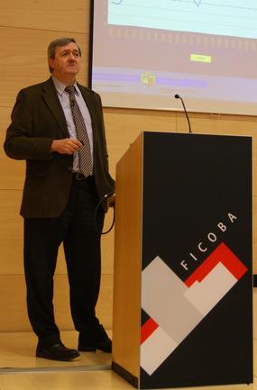 Carlos Aguirre en FICOBA