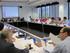 Reunión del Consejo de Sanidad de Euskadi