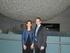 Ana Oregi y Adam Rogers