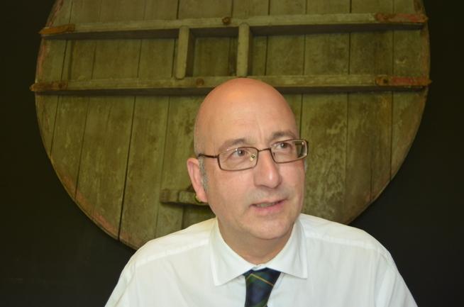Josean Galera, Viceconsejero Medio Ambiente