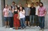 Jon Zarate junto a los miembros de Tolosa Merkat