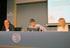 El Director de Sprilur, S.A., José Miguel Artaza, Nacho Guilera, geógrafo - técnico urbanista y Aurkene Niño, Responsable de Estrategia Sostenible del Grupo SPRI