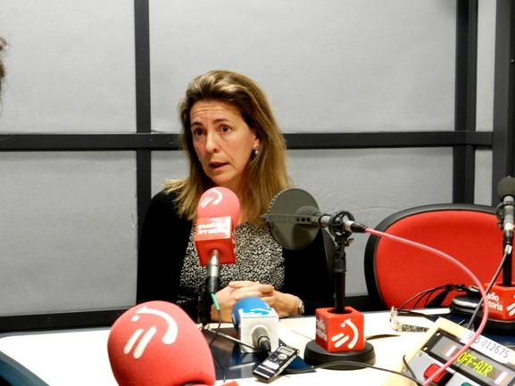Oregi Sailburua, Euskadi irratian