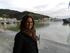 La Viceconsejera  Iriarte en el Puerto de Pasaia