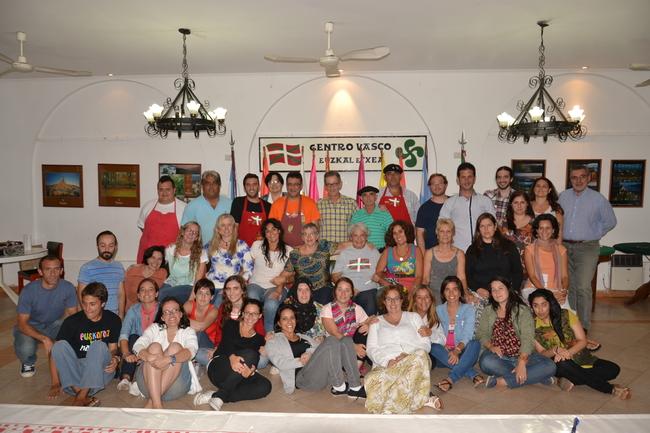 Irakaslegaiak Argentinako San Nicolás de los Arroyosko barneregian, Argentinan
