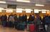 Terminal de pasajeros de Foronda, esta mañana