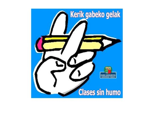 Kerik_gabeko_gelak_Clases_sin_humo.jpg