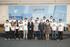 El lehendakari con los participantes de Gaztemundu del pasado año