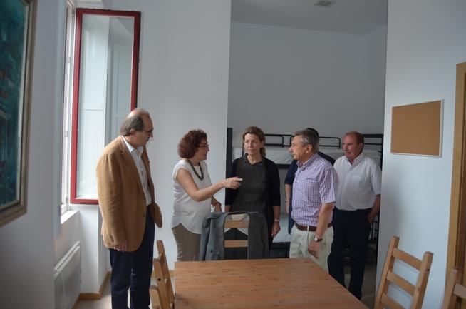 Argote, Galdona, Oregi e Izaga.