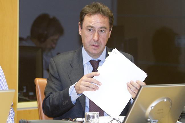 Antonio Aiz (Photo I.Txabarri/EuskoLegebiltzarra)