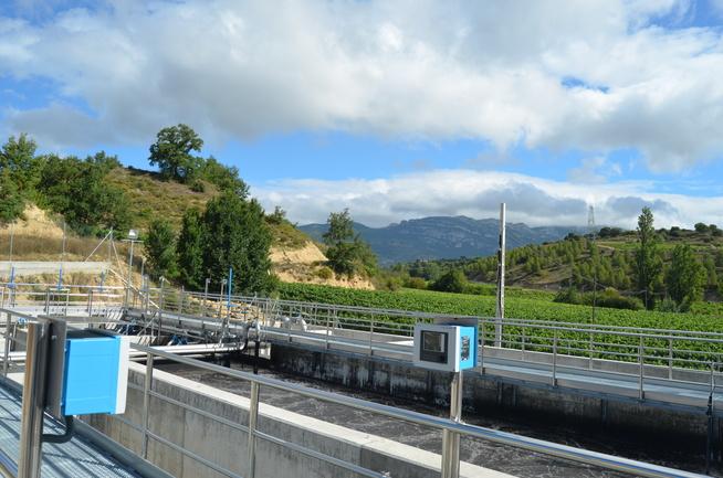 Depuración de aguas en Rioja Alavesa