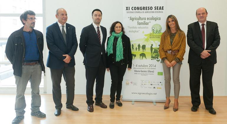 Foto: DFA - 11ª edición del Congreso Estatal de Agricultura Ecológica