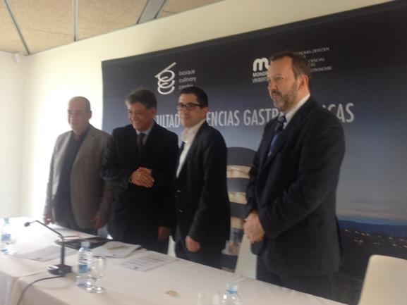 Basque Culinary Center firma un acuerdo con Ecuador para estudiar, innovar y promocionar la gastronomía del país andino