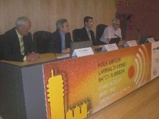 Interior y el Puerto de Bilbao implantan en Santurtzi y Zierbena una red de sirenas de emergencia química