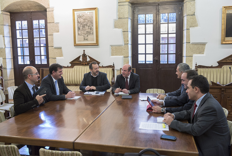 Reunión de los departamentos de agricultura de los tres territorios