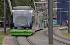 """Euskotren modificará el servicio de tranvías el domingo por la mañana por la carrera """"desde Santurce a Bilbao"""""""