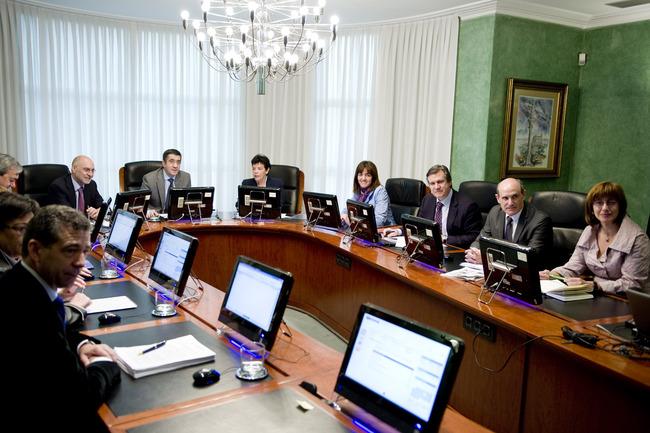 Consejo de gobierno extraordinario