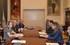 Pastor y Oregi, en su encuentro en el Ministerio