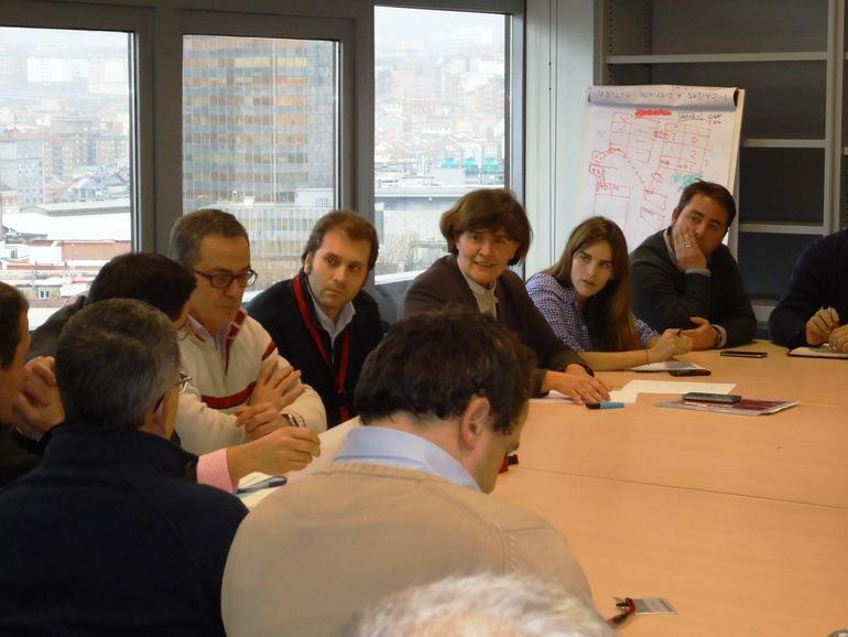 Reunión de Amarristas en Bilbao