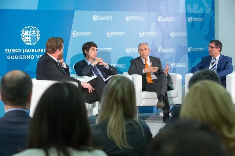 Presentación Libro Blanco de Democracia y Participación Ciudadana para Euskadi. Diciembre de 2014