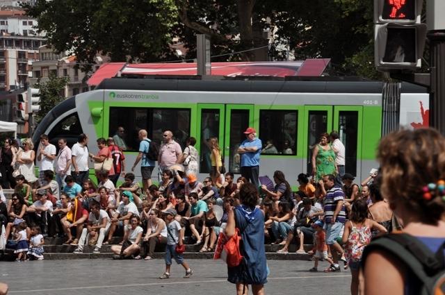 Euskotren inicia la segunda fase de Bizieuskotren