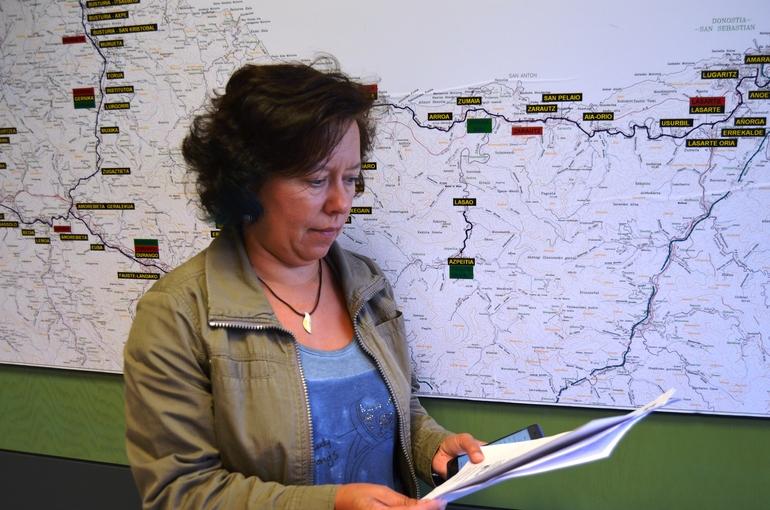 """Elena Lete: """"la información geográfica en webs y redes multiplica el conocimiento"""""""