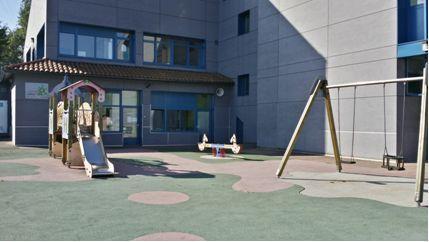 La escuela infantil de Zaratamo es una de las 232 de las que cuenta el Consorcio Haurreskolak