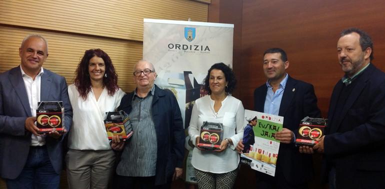 Presentación del concurso de Quesos Idiazabal elaborados por pastor