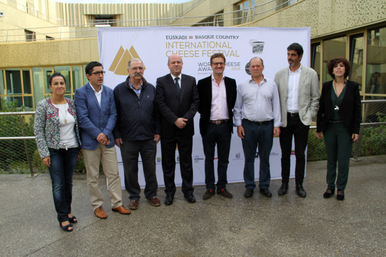 Presentation of the WCA 2016 to be held in Donostia-San Sebastián