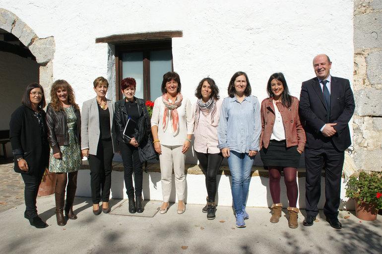 XII edición del Día Internacional de las Mujeres Rurales en Euskadi en Markina