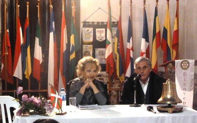 Conferencia en Concordia