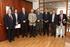 La delegación del Gobierno Vasco, encabezada por el Viceconsejero de Agricultura, Pesca e Industrias Alimentarias, Bittor Oroz