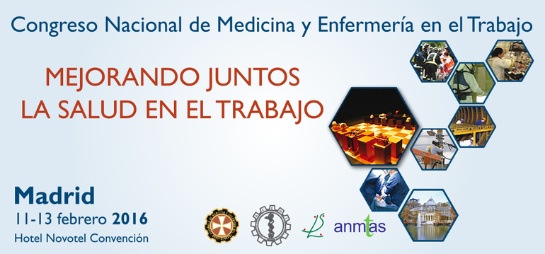 Congreso de Medicina y Enfermería del Trabajo