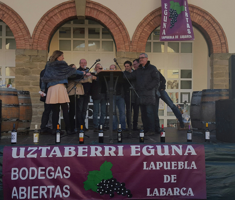 Celebración de Uzta Berri Eguna 2016