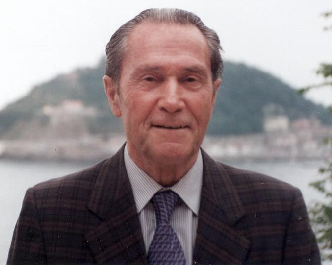 Antonio Beristain Ipiña (1924-2009)