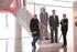 Pantxoa Etxegoin, Mathieu Bergé, Mikel Antón eta Aizpea Goenaga aurkezpenean