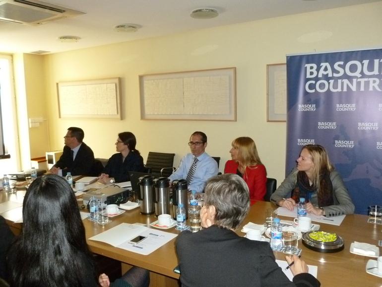 La 29ª BIEMH se presenta en Madrid a oficinas comerciales y embajadas