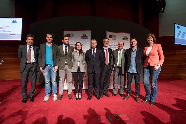 Euskal autogobernuaren etorkizunari buruzko lan-jardunaldia antolatu da gaur Gasteizen