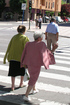 La Dirección de Tráfico invita a los mayores a reflexionar sobre las medidas a tomar para no sufrir un atropello