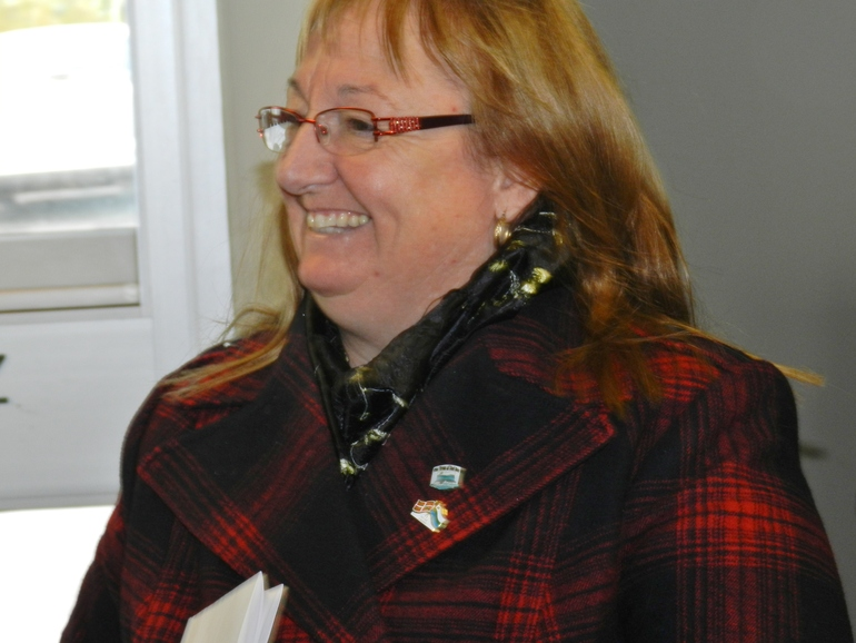 Wanita Stone, Red Bay Mayor