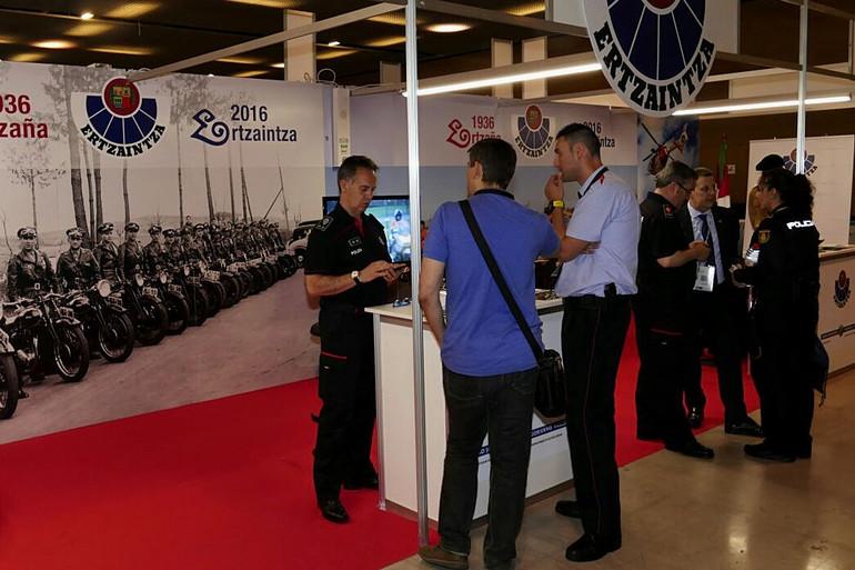 La Ertzaintza participa en Security Forum 2016
