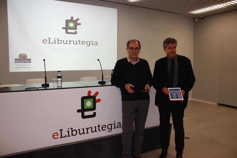eLiburutegia incorpora a su catálogo más de 1.100 títulos de dominio público en euskera, castellano e inglés