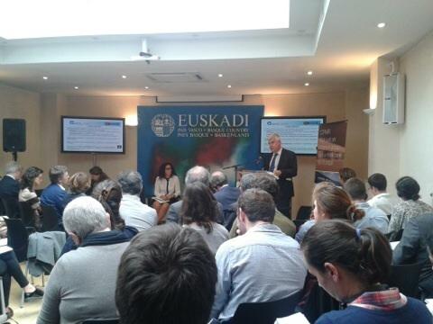 Consolidado liderazgo de Euskadi en el posicionamiento de las regiones europeas en la agenda global de cooperación