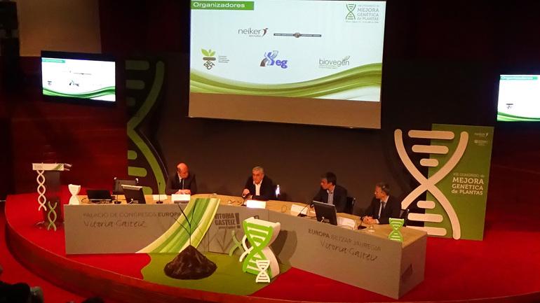 VIII Congreso de Mejora Genética de Plantas